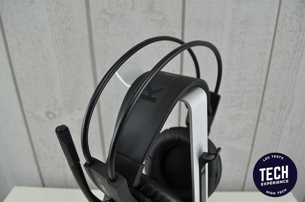 casque gamer klim puma
