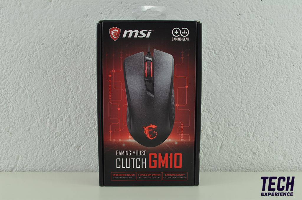 msi clutch gm10