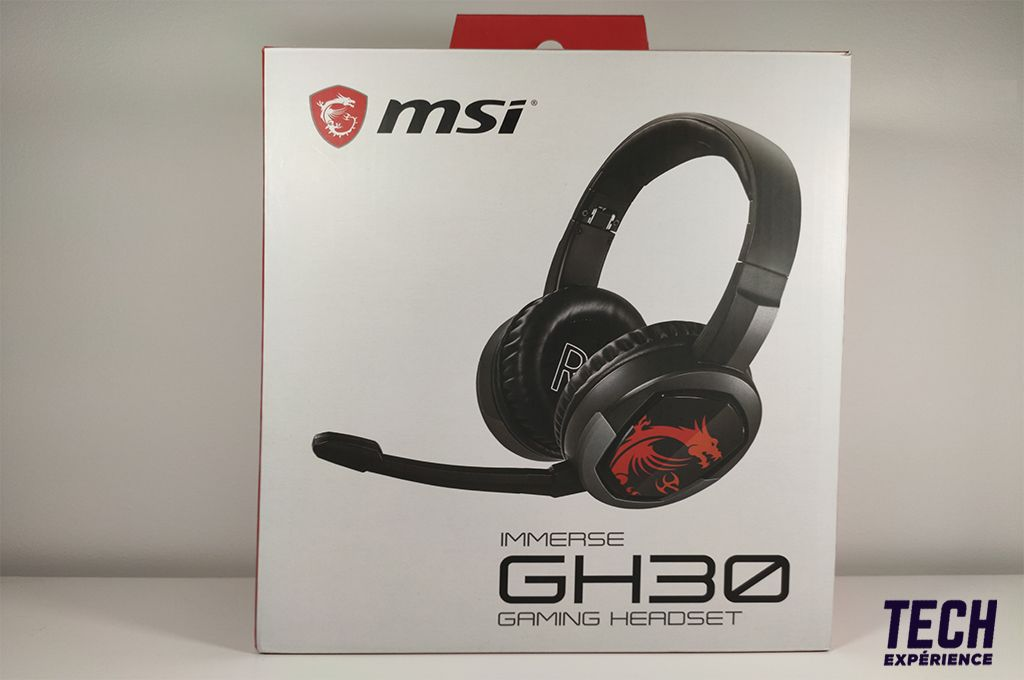 MSI Immerse GH30